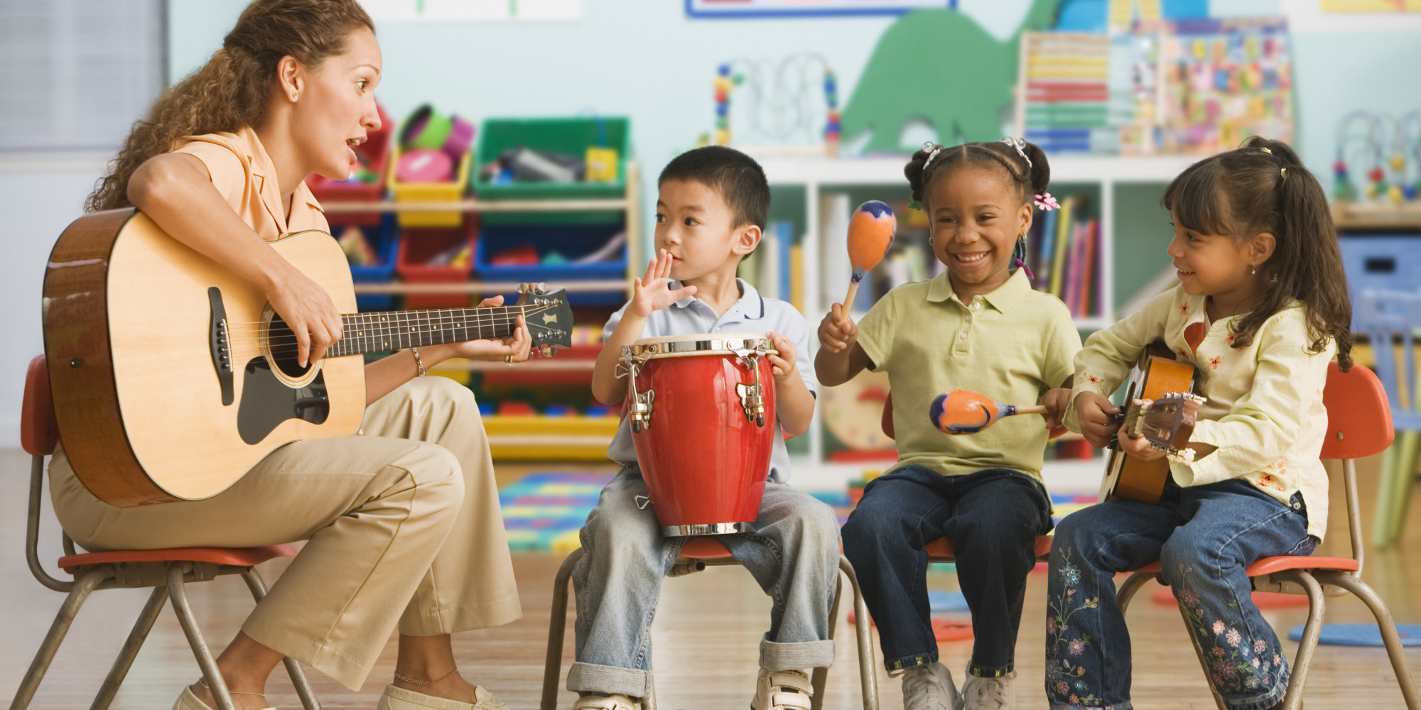 Why Making Music Matters: Music and Early Childhood Development