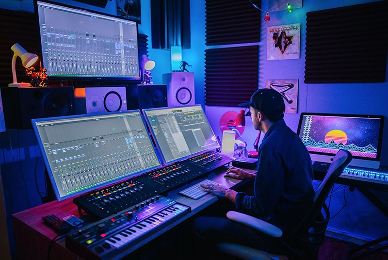 Career Options in Music Production